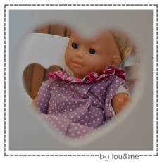 Gigoteuse bambou for dolls