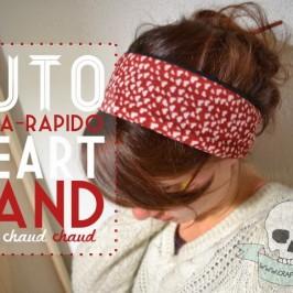 Heartband chaud