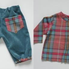 Pantalon et brassière