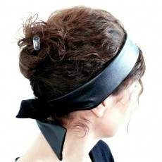 Headband bi-matière