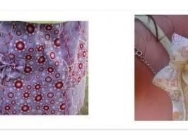 Des petits noeuds décoratifs