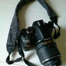 bandoulière interchangeable pour appareil photo