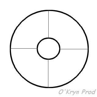 Tuto Jupe cercle