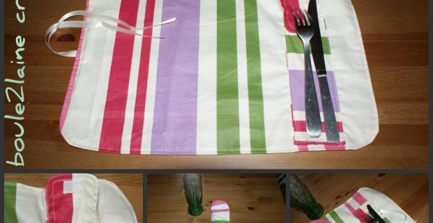 Set de table nomade B2L