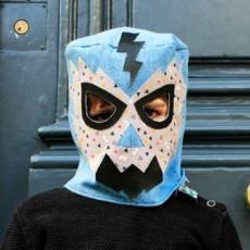 masque de catcheur