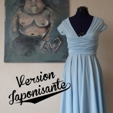 Infinity dress + feuille de calcul