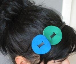 Easy headband