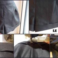 Revers pantalon