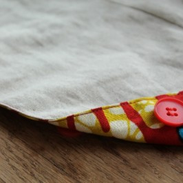 Des coutures de boutons invisibles