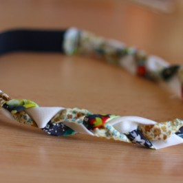 DIY headband Liberty