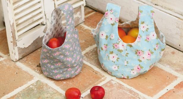 Petit sac fleuri tilda pop couture - Site de bricolage maison ...