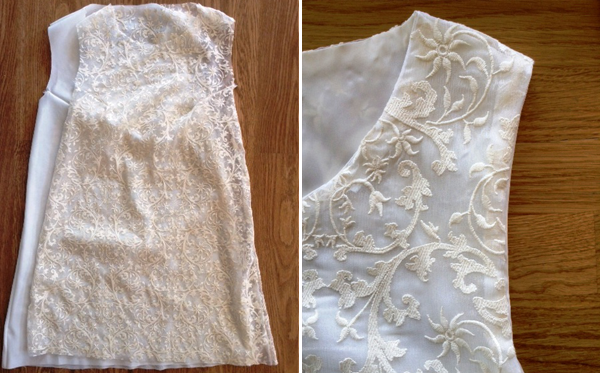 Robe boh me dentelle pop couture - Patron gratuit robe de chambre femme ...