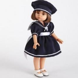 Tenue marine  pour poupée