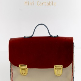 Trousse mini-cartable