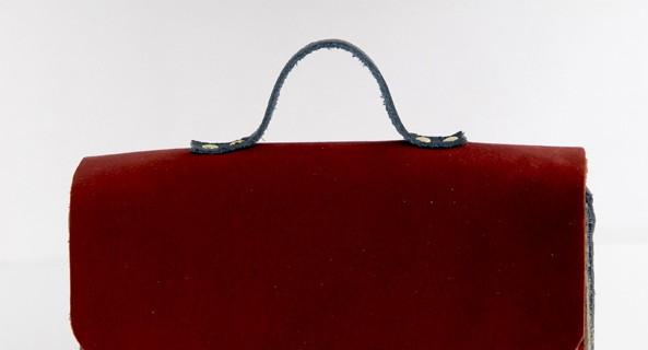 Trousse mini-cartable