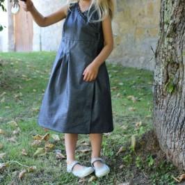 Robe de petite fille modèle