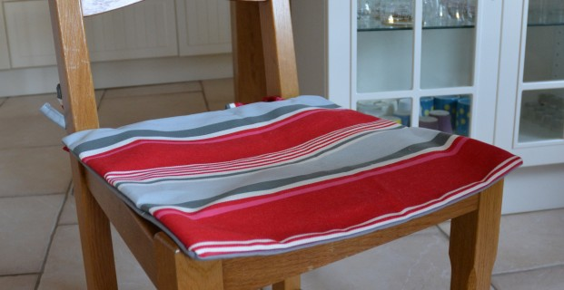 Housses de coussins de chaise