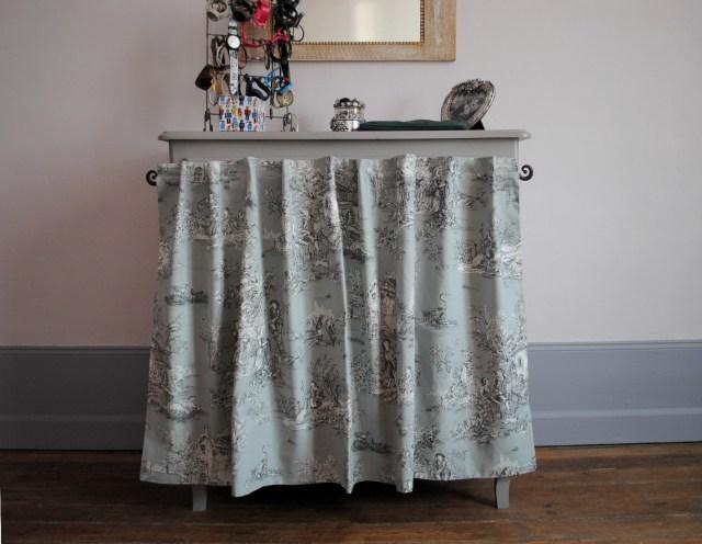 Petit rideau pop couture - Rideaux pour placard de chambre ...