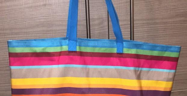 grand sac plage ou courses