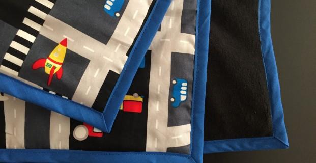 Tapis de jeu circuit de voitures