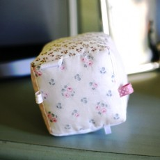 Cube d'éveil pour bébé