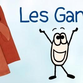Patron & Assemblage des Gants avec Zouzou !