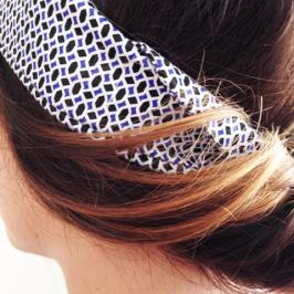 Headband noué