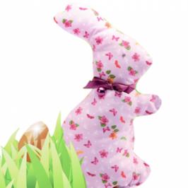 Lapin de Pâques à grelot
