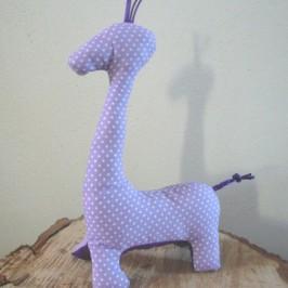 Doudou Girafe Cloé