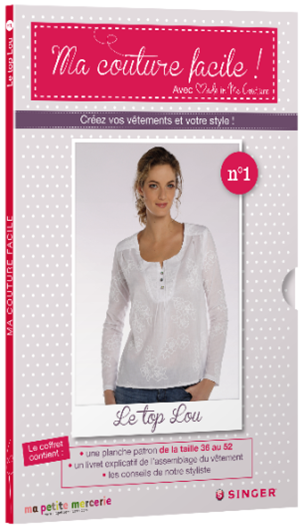 Le top Lou - Ma couture facile