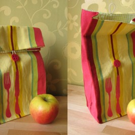 Lunch bag facile