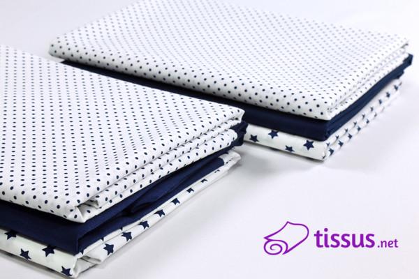 2 lots tissus.net  = 2 gagnates