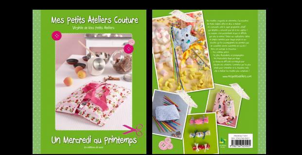 La gagnante du livre de couture pour enfants