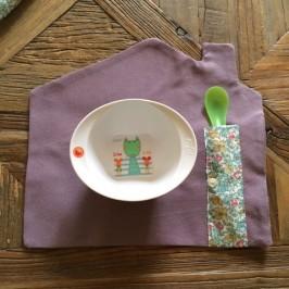 Set de table pour enfants «Maison»