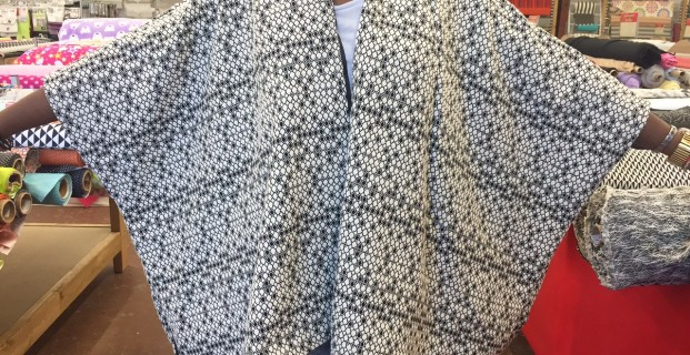 Related images to femme veste gilet kimono fleuri femme mode boho chic ...