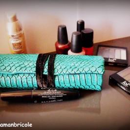 Trousse à maquillage de sac