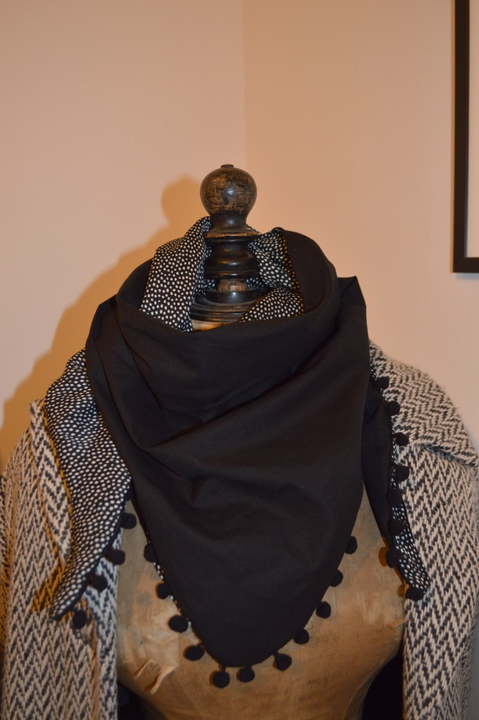 Foulard triangle - Pop Couture 9330a2854a8