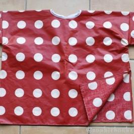 Tablier-blouse de peinture pour enfant