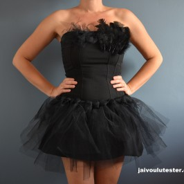 Tutu facile & costume Black Swan