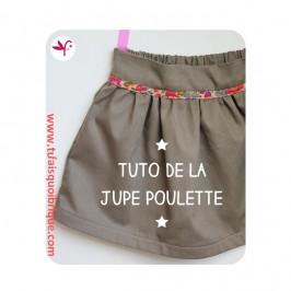 Jupe Poulette