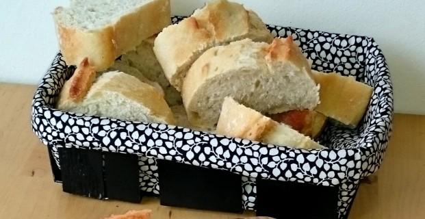 Barquette à pain