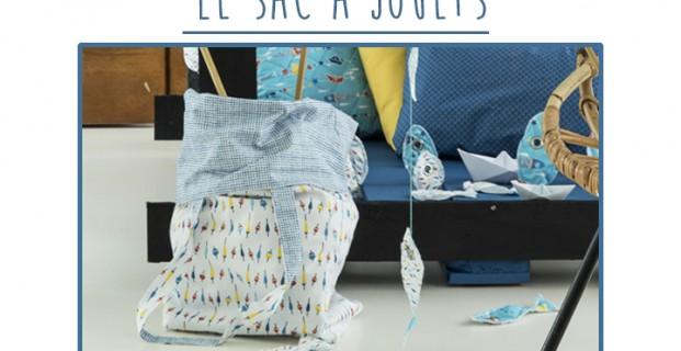 sac jouets en tissu pop couture. Black Bedroom Furniture Sets. Home Design Ideas