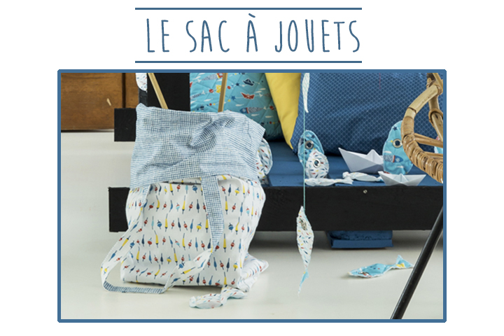 sac jouets en tissu pop couture. Black Bedroom Furniture Sets. Home Design Ideas