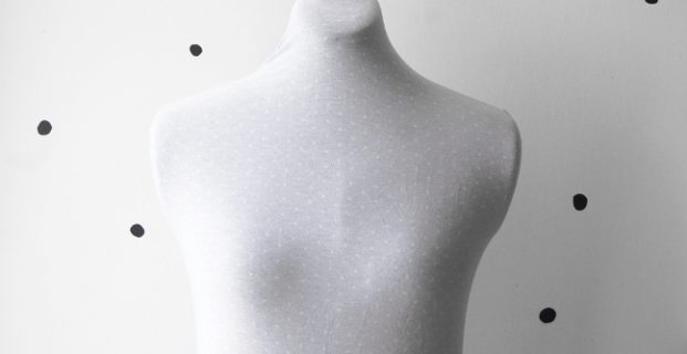 Housse pour mannequin de couture