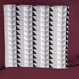 Galettes de chaise carrées