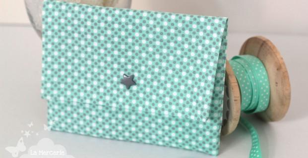 Pochette origami en vidéo