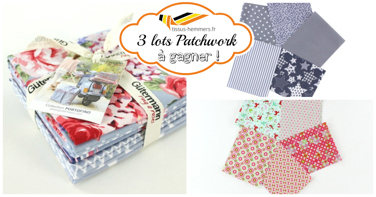 3 lots patchwork