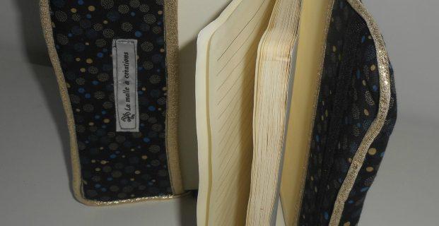 Protège carnet ou cahier