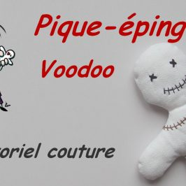 Pique-épingles voodoo