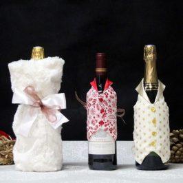 Habillage bouteille